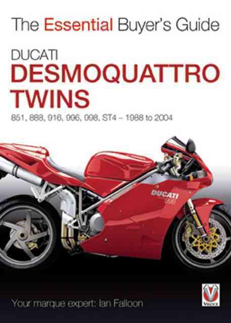 Ducati Desmoquattro Twins By Falloon, Ian