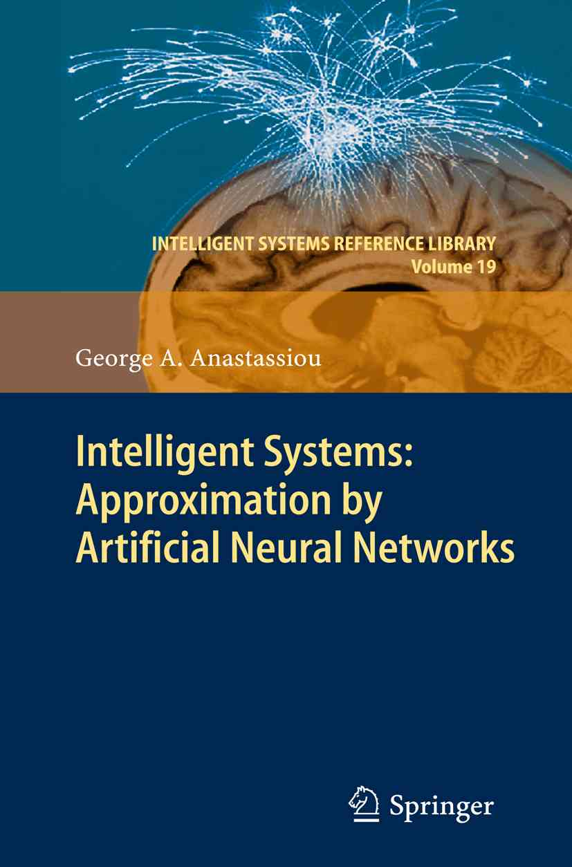 Intelligent Systems By Anastassiou, George A.